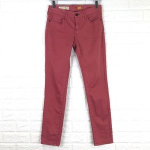 Pilcro And The Letterpress Colored Stet Jeans 26
